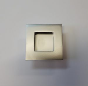 Ручка квадратная Серебро матовое Анапа