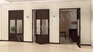 Двери гармошка Анапа