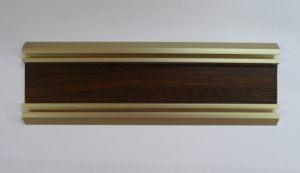 Направляющая нижняя для шкафа-купе ламинированная Анапа