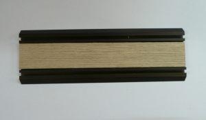Направляющая нижняя для шкафа-купе вкладка шпон Анапа