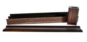 Окутка,тонировка,покраска в один цвет комплектующих для шкафа купе Анапа
