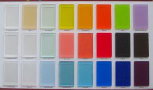Акриловое стекло матовое для радиусных шкафов-купе и радиусных межкомнатных перегородок Анапа