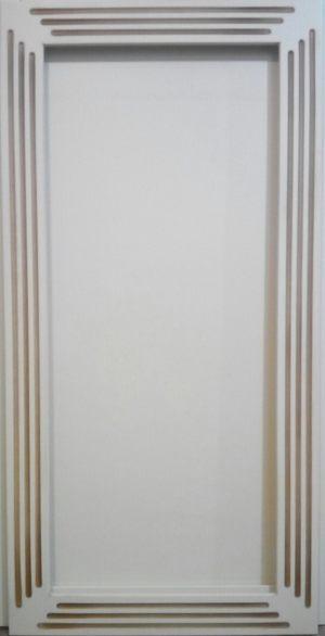 Рамочный фасад с фрезеровкой 2 категории сложности Анапа