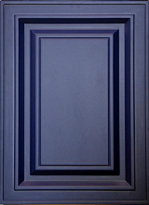 Рамочный фасад с филенкой, фрезеровкой 3 категории сложности Анапа