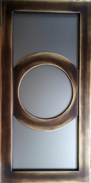 Рамочный фасад с радиусными элементами 4 категории сложности Анапа