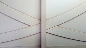 Вставка в дверь с накладками Анапа