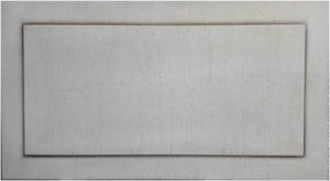 Вставка в дверь с филенкой шпон+патина Анапа